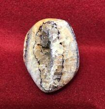 Blue John fluorite specimen from Derbyshire