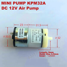 KOGE Oxygen Pump DC 12V Micro Mini 32mm Air Pump for Medical Device Toy Massager