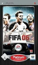 Playstation Sony PSP FIFA 06 2006 Fussball Action NEU