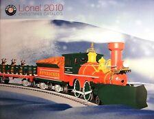 LIONEL 2010 CHRISTMAS CATALOG
