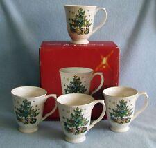 Nikko Christmas & Winter Table Mugs Pieces
