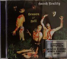 harsh reality - heaven & hell -  CD-re-release + 4 bonus
