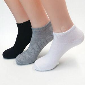 Lot 3/6/12 Pack Women Low Cut  Ankle/Quarter Crew Sport Socks Cotton Size 9-11