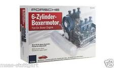 Porsche 911 6 Cylinder Boxer Engine 1966 in 1:4, Modular 290 Parts, Factory New