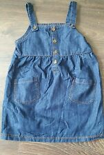 girls blue dress size 2-3years