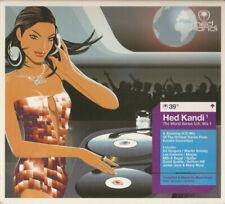Hed Kandi: The World Series U.K. Mix 1 / Hardsoul Rasmus Faber Praise Cats 3CD N
