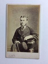 Victorian Carte De Visite CDV Photo: Gentleman: Henry Everitt: Cheapside