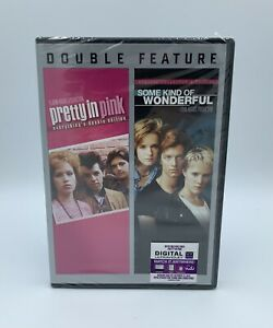 Pretty in Pink / Some Kind of Wonderful - Double Feature (2013, DVD) Brand New