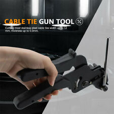 Cable Zip Tie Gun Tension Fastening Tensioner Cutter Tool Cable Tie Tool Us