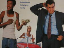 MONEY TALKS CHRIS TUCKER CHARLIE SHEEN HEATHER LOCKLEAR ISMAIL SORVINO POSTER
