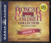 NEW The Boxcar Children Collection Volume 6 Audio Book CD Disc Gertrude Chandler