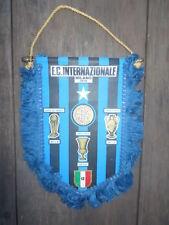 Fanion F.C INTERNATIONALE INTER MILAN trophée vintage pennant bandierina