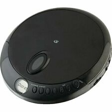 Gpx Pc301B Portable Cd Player with Stereo Earbuds and Anti-Skip Protection (P.