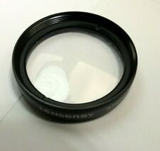 Lensbaby Macro Lens 37mm  +4 Filters  male threads screw in close-up Genuine