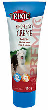 Pet Dog Puppy Treat Food Pate Paste With Beef - 110 Gr by Trixie