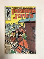 Indiana Jones (1985) # 25 (NM) Canadian Price Variant CPV