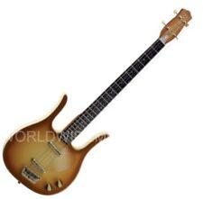 Danelectro DL58CB Dano-Mort sur 58 Longhorn Electric Bass Guitar-copperburst