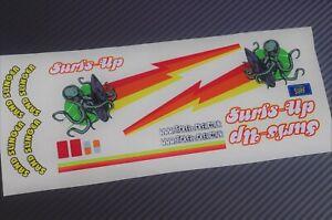 Surfs Up Retro Surfing theme vinyl stickers Fit Tamiya Lunch Box & Tyre Decals