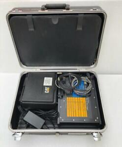 CATERPILLAR CAT 131-5050 DATA VIEW PC BASED DIAGNOSTIC & DATA LOGGER