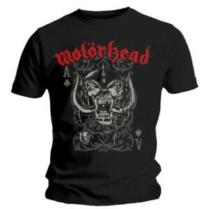 Motorhead 'Playing Card' T-Shirt - NEW & OFFICIAL!