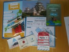 LITTLE PASSPORTS Kids JAPAN Educational Activity Kit-Crafts, Recipes, Lessons
