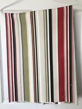 44 inches  HARLEQUIN Rush heavyweight cotton curtain upholstery fabric remnant