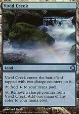 ▼▲▼ Vivid Creek (Ruisseau éclatant) Deck sliver #35 VO Magic