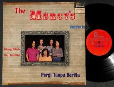 "Rare Indonesia Malay Rock Band The Mercy's Psych Garage Ulang Tahun 12"" MLP491"