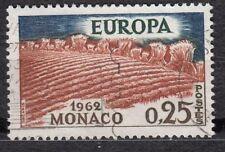 TIMBRE MONACO OBL N° 571   EUROPA LA MOISSON