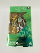Star Wars Black Series Carbonized Boba Fett 6 inch figure NEW
