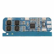 18650 10a 3 Li-ion Lithium Battery Cell Charger Protection Board Module Blu S3z9