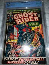 Marvel Spotlight #5 - Marvel 1972 CBCS 4.0 Origin 1st Appearance of Ghost Rider
