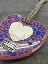 Used DAISY ROCK Electric Guitar HEART BREAKER'S Deformed Body With Bag