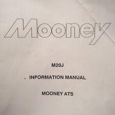 Mooney M20J Pilots Information Manual  Mooney ATS