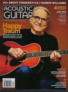Acoustic Guitar    December 2021  Happy Traum
