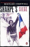 Sharpe's Siege (Richard Sharpe's Adventure Series, No. 9) by Bernard Cornwell