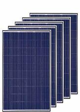 9 x 275W Canadian Solar poly Solar Panel module panneau solaire house cottage