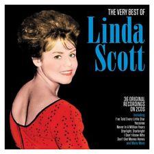 LINDA SCOTT - VERY BEST OF  2 CD NEUF