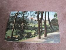 1905 fr Postcard - Gardens - Bournemouth