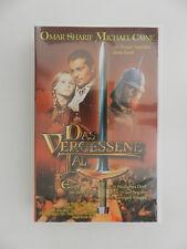 VHS Video Kassette Das vergessene Tal Omar Sharif Michael Caine James Clavell