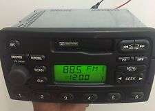 OEM 2000 2001 2002 2003 FORD FOCUS RADIO STEREO Cassette Tape DECK YS4F18C838CCB