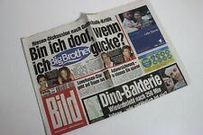 BILDzeitung 20.10.2000 Oktober 20.10.2000 Geschenk 20. 21. 22. 23.  Geburtstag