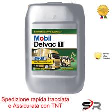 Mobil Delvac1 LE 5w-30 Olio Supersintetico tanica da 20 Litri