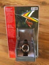 Swiss Sensor Sensormaster Digitaluhr / Thermometer,Höhenmesser,Barometer / OVP !