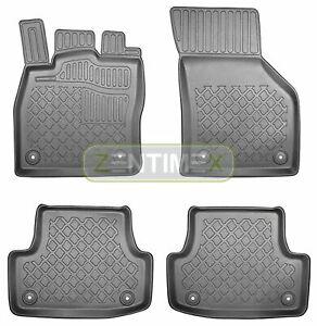 Tappetini in gomma / TPE 3D Design per Audi A3 Sportback S-Line 8V Hatchback  52