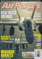 Air Forces Monthly (Oct 2004) (Nimrod, MAG-11, IAF Jaguars, RC-135, Navy C-2)