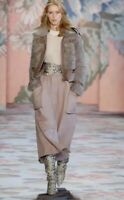 Zimmermann Unbridled Leather Drover skirt- New With Tags- RRP$2,250