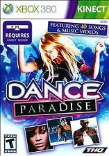 XBOX 360 KINECT DANCE PARADISE RIHANNA LADY GAGA 50 CENT BRAND NEW SEALED