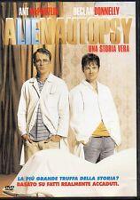 ALIEN AUTOPSY - DVD (USATO OTTIMO)