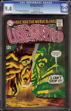 Unexpected # 110 CGC 9.4 Off-White (DC, 1968) Neal Adams cover